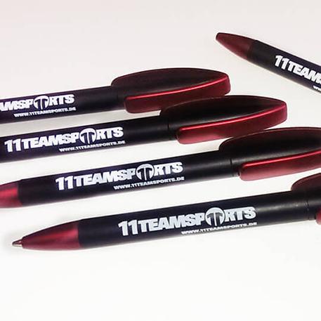 11 Teamsports | Kugelschreiber | Gestaltung & Druck