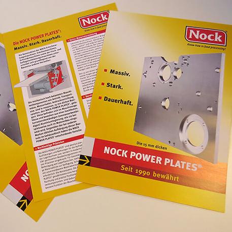 Nock | Flyer | Druck